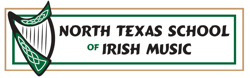 North Texas School of Irish Music Logo